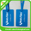 Private Label Travel Personalised leather Luggage Tag
