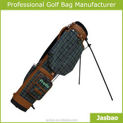 Fishion Golf Stand Bag With The Scottish Grid