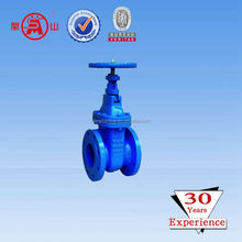 FM UL non rising Stem resilient seat Gate valve stem gate valve casting iron gate valve