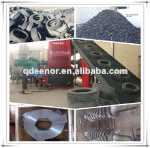 scrap tire recycling equipment/Scrap Tyre Recycling Rubber Powder Production Line