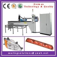 PU foam rubber gasket for outdoor lightings