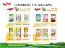 bebida natural de la fruta