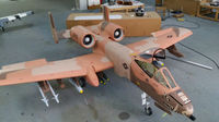 RC aircraft/airplane turbine jet A-10