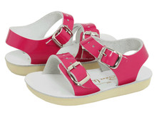 Children genuine leather sandals for girls