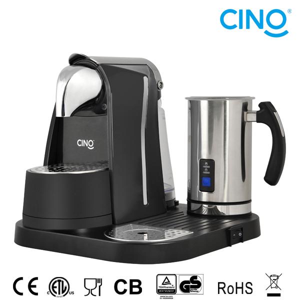 Milk Capsule Espresso Coffee Machine Made In China - Buy Espresso Coffee Machines,Coffee Capsule ...