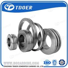 zhuzhou cemented carbide cutting tools carbide cold mill rolls and flattening rolls