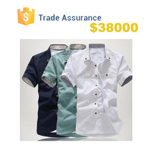 New 2015 Polo Shirt For Men Casual Dress Men Clothes Spring Slim Shirts