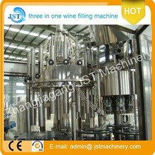 top quality manufacture on automatic vodka filling line