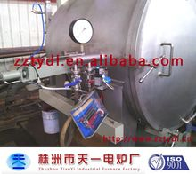 microwave furnace for sintering