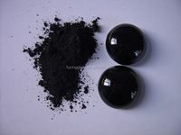Gold Supplier China Ceramic Glaze Powder Pigment Black Colour