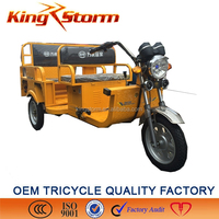 1000w passenger electrical tricycle for adults
