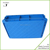 Plastic recycle EU-H standard case of PP material without lid