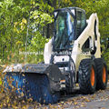 skid loader com ripper para tratores e skid loader com jcb 4cx com 50hp( ce/cas)