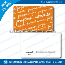 13years Chinese Factory Supply Plastic PVC VIP Discount Card