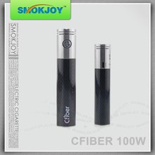 SMOKJOY Cfiber 100W!!!health products new ecig box mod distributors wanted