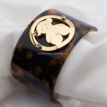 2015 hot sale bear of woven bracelet