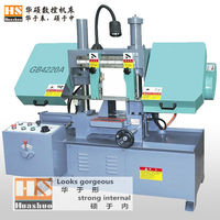 New design Wholesale with Saw for wholesales Three-phase clamping band sawing machine made in China