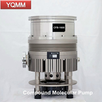 CFB-1600 vacuum compound molecular pumps, pumping speed 1600L/S