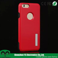 pc tpu shockproof case smart phone accessories for iphone 6 plus
