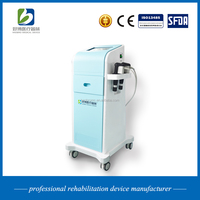Pain treatment electronic pulse therapy shockwave device