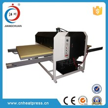 CE large format national flat heat press machine in china
