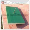 exterior tablero fenólico para materiales de construcción