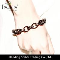 2015 wholesale charm it is what it is bracelet made in China BL05596