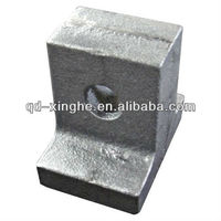 Customized a380 anodizing die cast aluminum