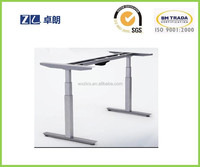 metal workstation table legs foshan office furniture electricheight adjustable computer desk lifting legs