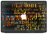 wholesale for apple macbook pro laptop sticker decal skin cover front top stickers