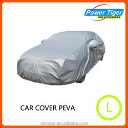 2015 good quality folding PEVA Car Cover