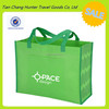 China supplier cheveron printed custom reusable shopping bags with logo