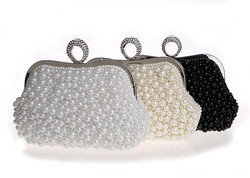 2015 Fashion And Elegant women clutches High quality Crystal Stone Ladies beaded evening bag