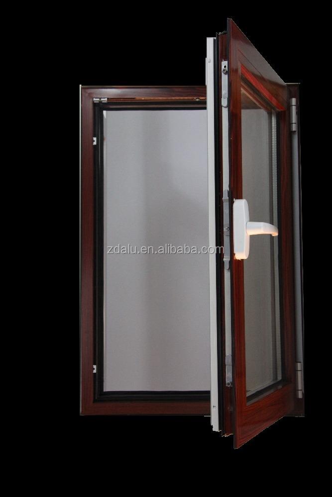 Manufacturer Aluminium Profiles Casement Window Aluminium