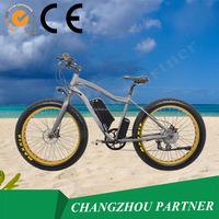 Superpower and energy saving Chopper 500w hub motor electric bike 48v100km (PNT-EB-14)