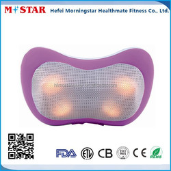Electric Neck Shistsu Massage Pillow