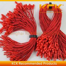 Red/ Black /White Loop Hang Tag Strings