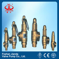 316L spring loaded low lift type with lever safety valve ASTM