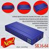 Newhypermedia gsm voip gateway SK GSM16-64, 16 channels 64 sim cards gsm gateway