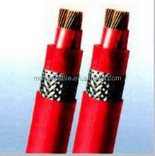 XLPE insulated PVC sheathed BPYJVP2 low voltage copper screened frequency variation power cable for sale