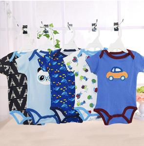 Органический хлопок 3 6 9 12 18 24 месяцев Одежда для младенцев для маленьких мальчиков и оптовая продажа Carters Детские боди