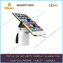 charge alarm anti-theft security display stand for cell phone