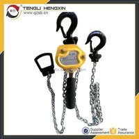 250kg HSH mini lever hoist