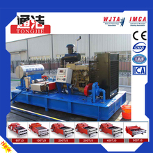 Brilliance high-tech product to clean roading&bridge 10000PSI diesel fuel tank cleaning machine