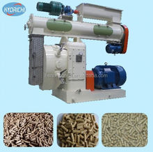 leading technology cattle feed pellet making machine