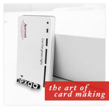 CR80 Blank Four Color Printing PVC ID card For Epson and Canon Printer, Double Coating Card