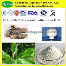 magnolia bark extract/organic magnolia bark extract/officinal magnolia bark extract