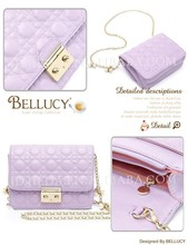 BELLUCY mix style and luxury with function and affordability handbag