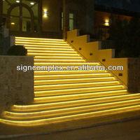 2700K 240leds/M SMD3020 CRI90 IP65 Led Step Light Strip
