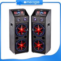 Hot selling vibration bluetooth speaker subwoofer remote control